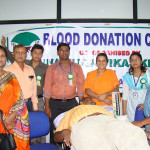 Blood Donation Camp at Magnum-2009