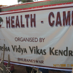 Health Camp at Fajilpur-2008