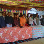 Health Camp at Madhupur