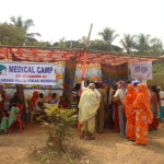 Health Camp at Mandarabasta